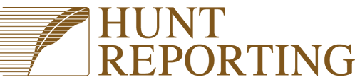 Hunt Reporting Logo